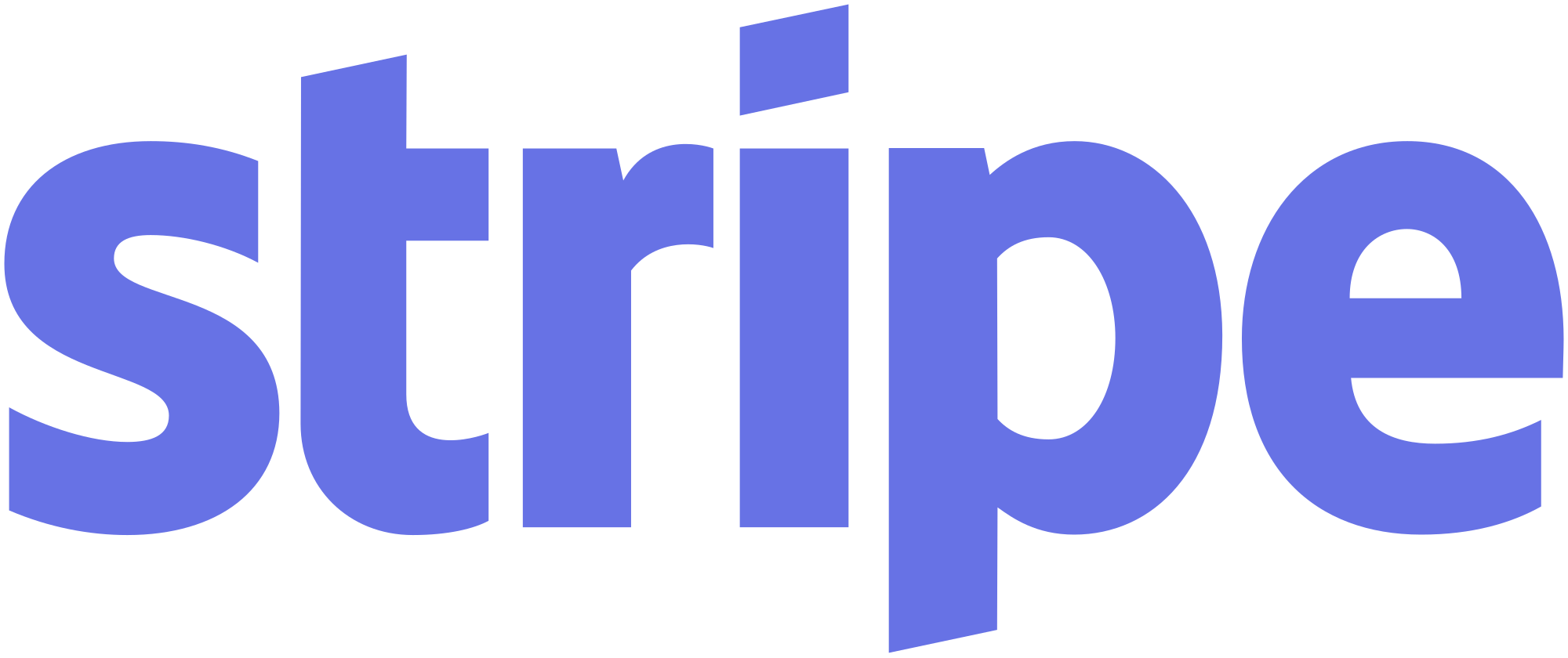logo for Stripe