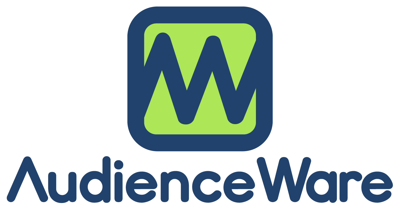 logo for Audienceware