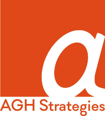 logo for AGH Strategies