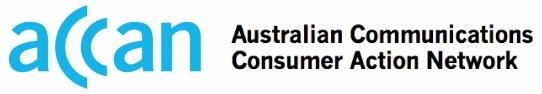 Australian Communications Consumer Action Network  logo
