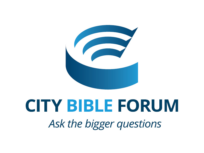 City Bible Forum logo