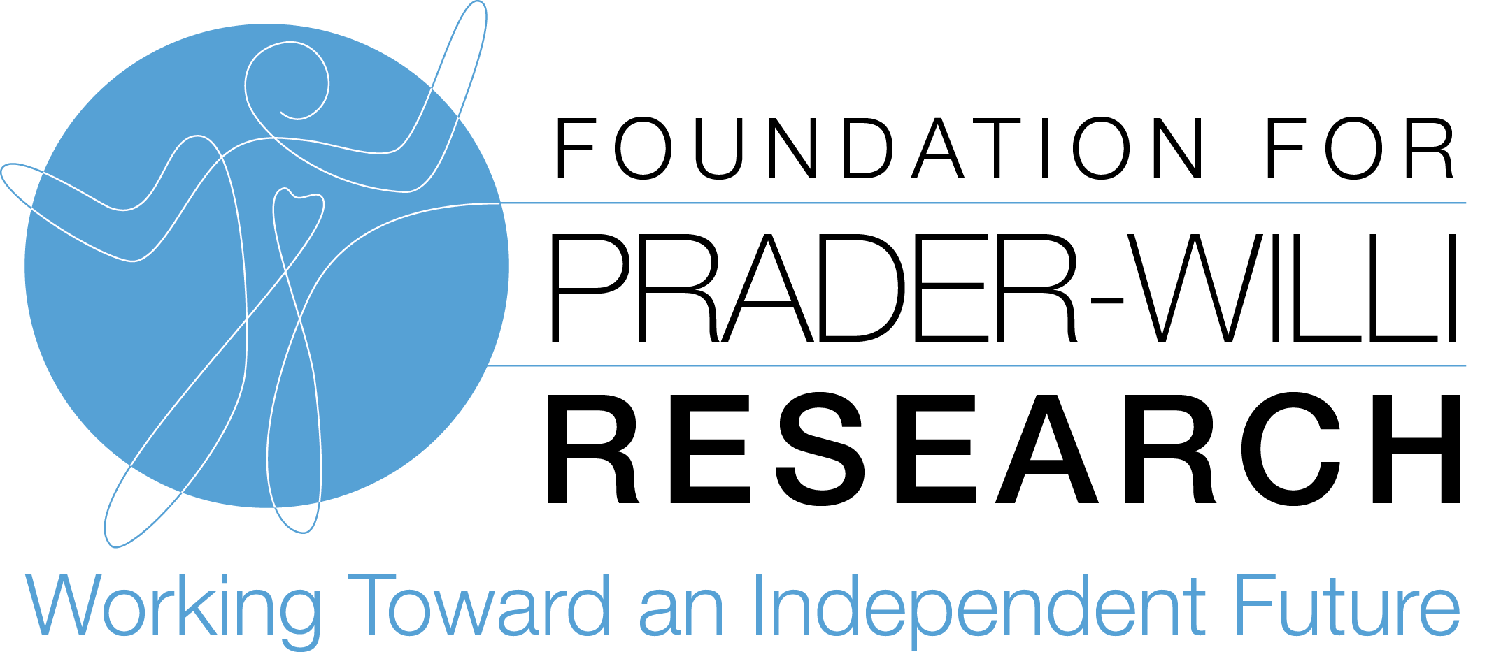 Foundation for Prader–Willi Research logo