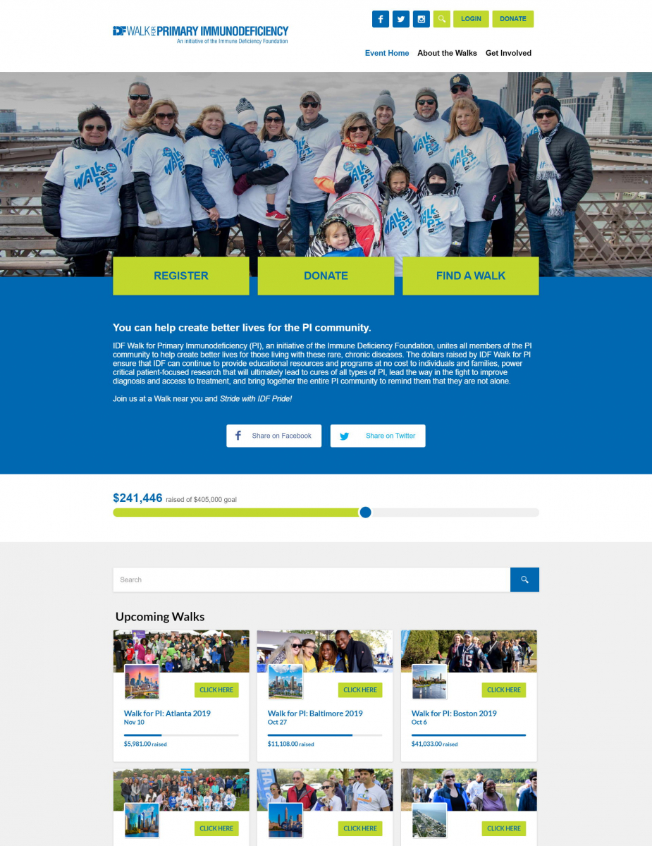 CiviCRM Rallybound Peer-to-Peer Fundraising integration