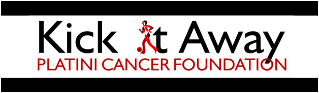 Kick–It Away Platini Cancer Foundation logo