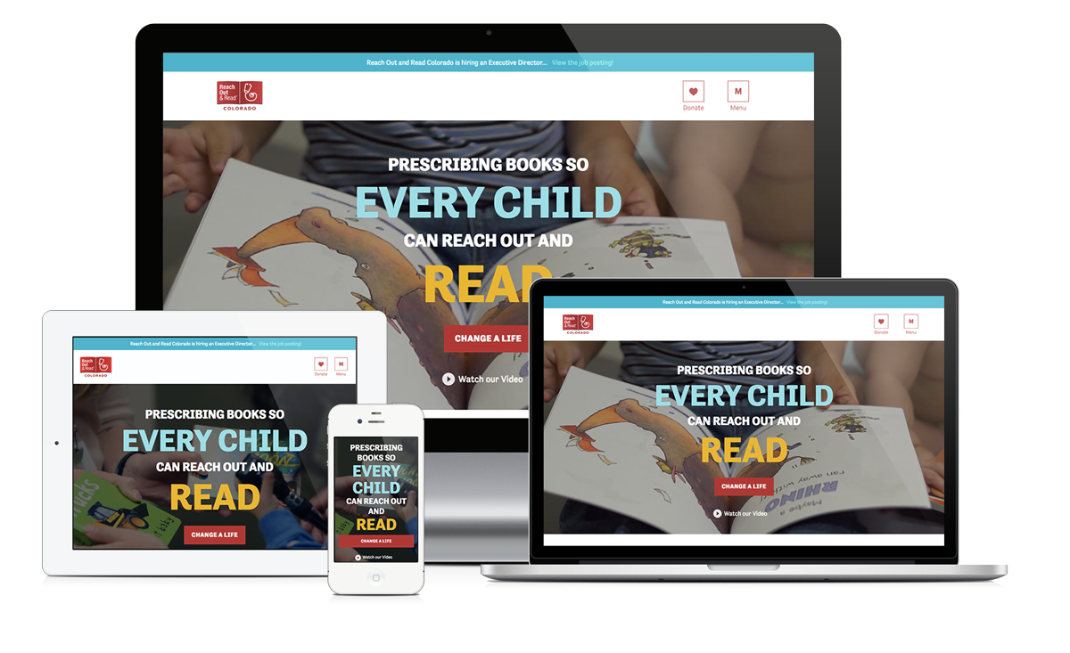 after redesign, new CiviCRM + WordPress website by Wanna Pixel Inc.