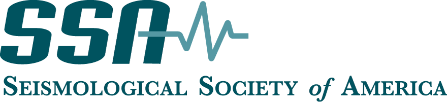 Seismological Society of America (SSA) logo