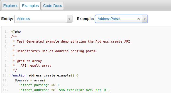 Meet the New API Explorer | CiviCRM