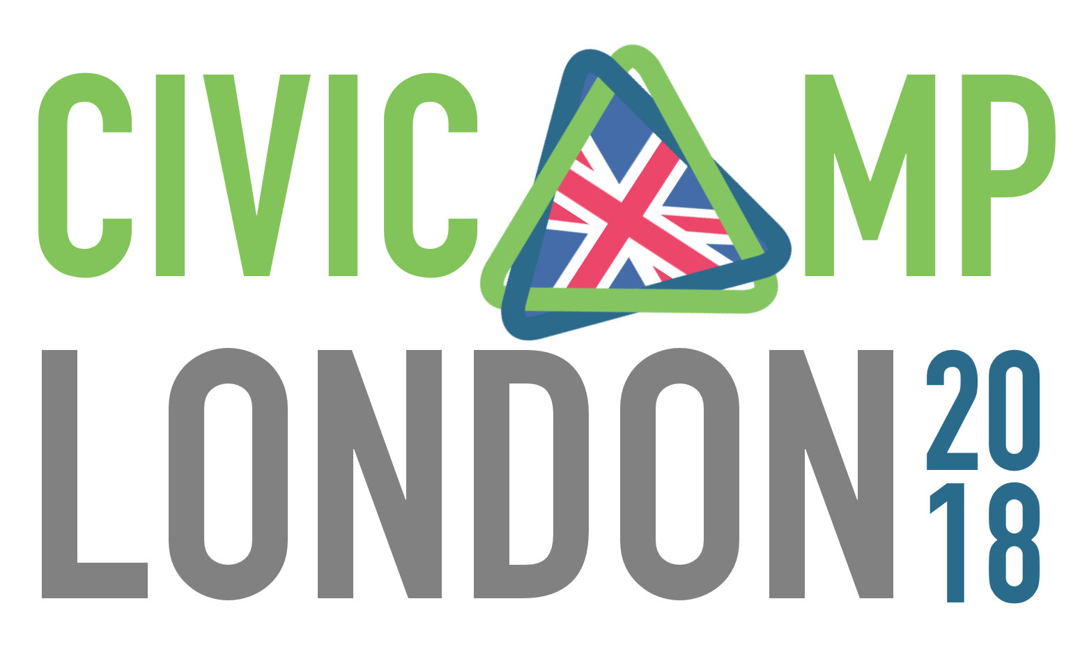 CiviCamp London 2018 logo