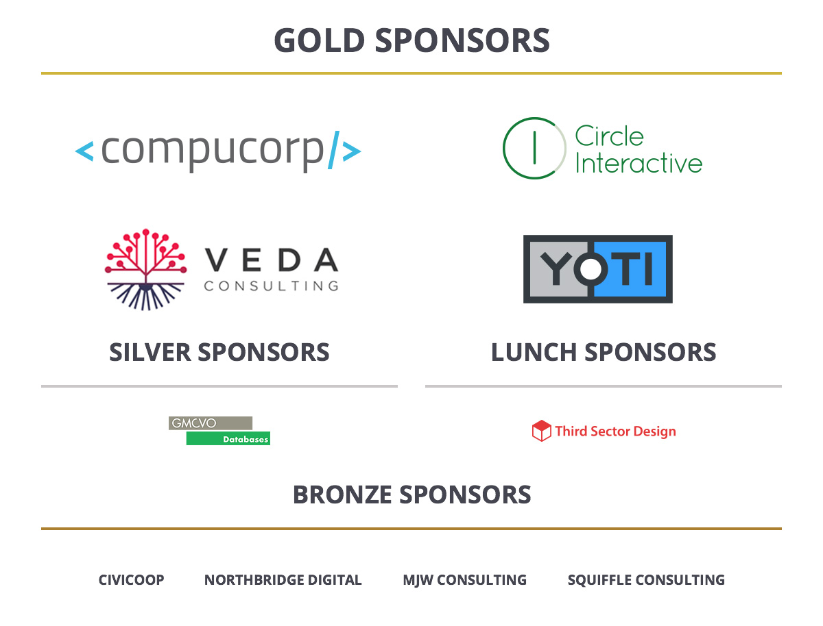 CiviCon London Sponsors