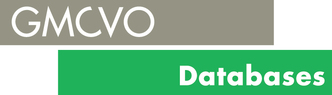 GMCVO Databases Logo