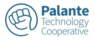 Palante Logo