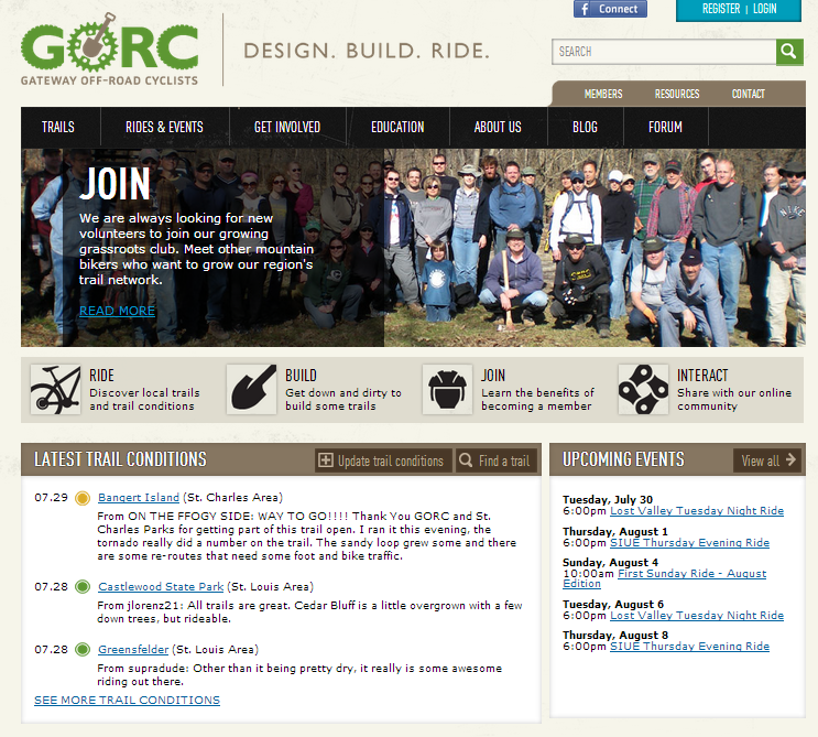 GORC Home Page