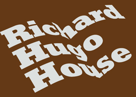 The Richard Hugo House logo