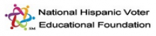 National Hispanic Voter Educational Foundation logo