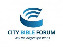 City Bible Forum logo