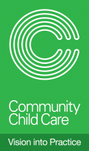Community Childcare in Early Education logo