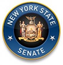 New York State Senate's Bluebird logo