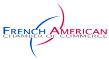 The French-American Chamber of Commerce logo
