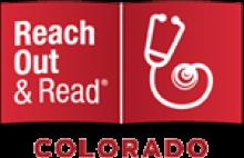 Reach Out and Read Colorado logo