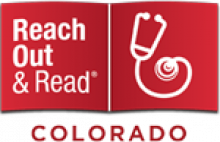 Reach Out and Read Colorado logo