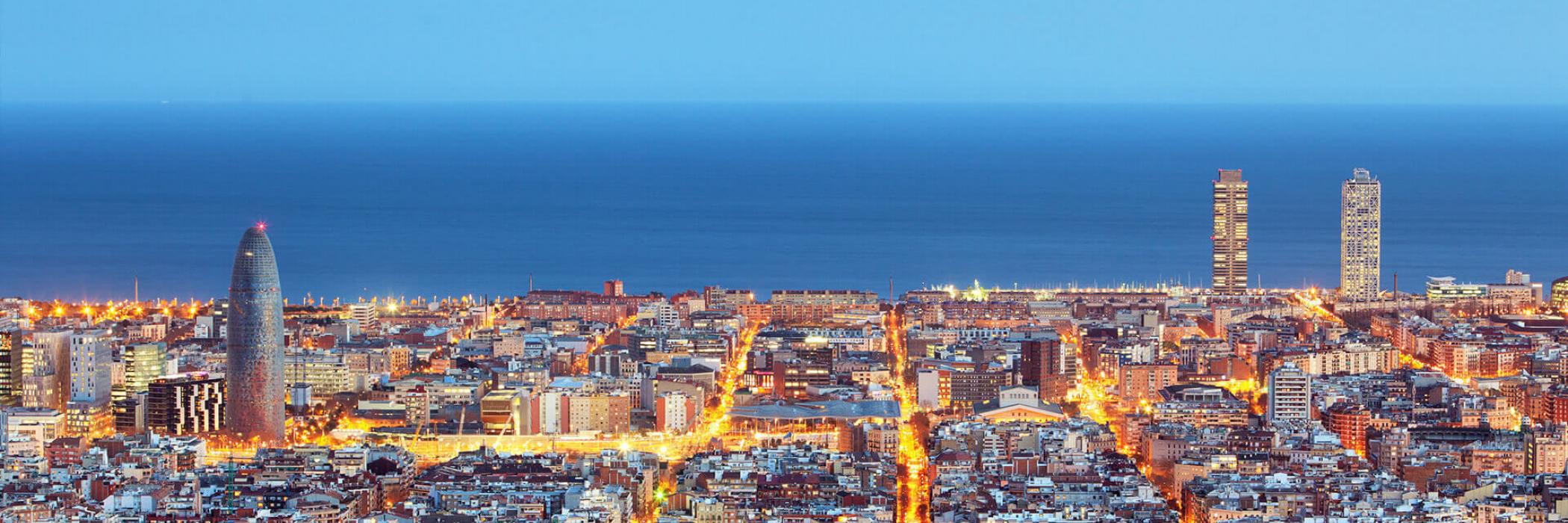 Barcelons skylight